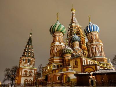 Вечерняя Москва: обзорная экскурсия на автобусе