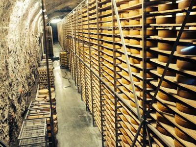 Экскурсия-дегустация по сыроварням Тироля