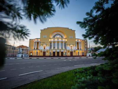Групповая экскурсия «Ярославская классика»
