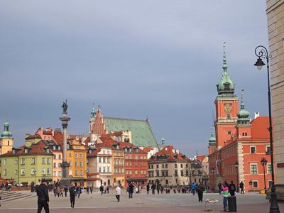 Здравствуй, Варшава! - групповая пешеходная экскурсия