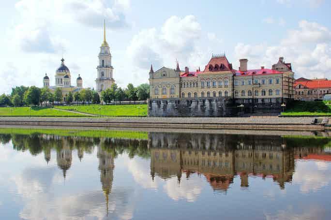Рыбная слобода и Усть-Шексна: история, легенды