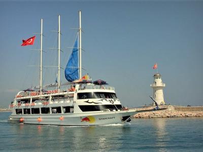 Морская прогулка на яхте Starcraft