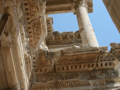 В древний город Эфес — к античному Чуду Сета