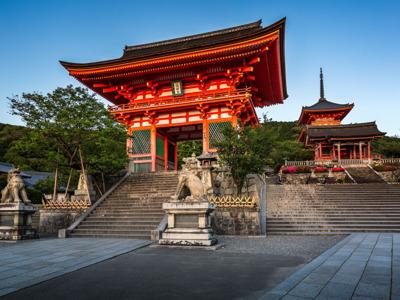 Онлайн-экскурсия «Киото — старинные улочки, сады и Храм чистой воды»