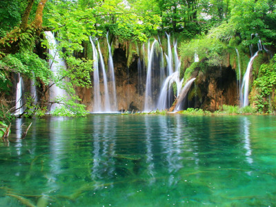 Из Дубровника в Национальный парк Хорватии - Плитвицкие озёра
