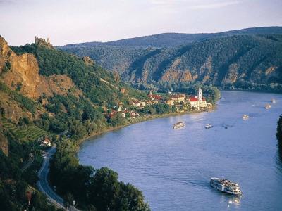 Групповая экскурсия Вахау – Долина Дуная