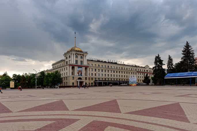 К «сердцу» Белгорода — атмосферная пешеходная экскурсия по центру
