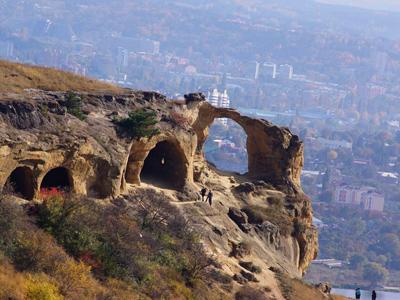 Медовые водопады и гора Кольцо — сказочный мир в окрестностях Кисловодска