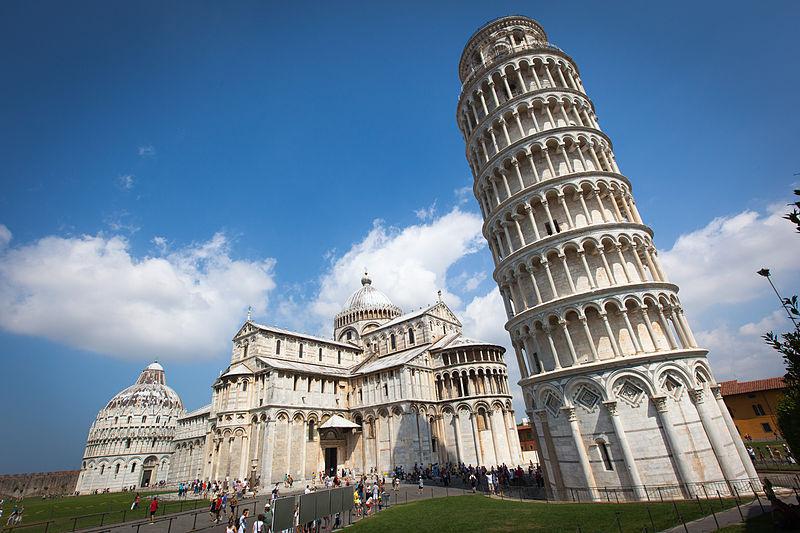 Онлайн-экскурсия «Пиза. Не только падающая башня»