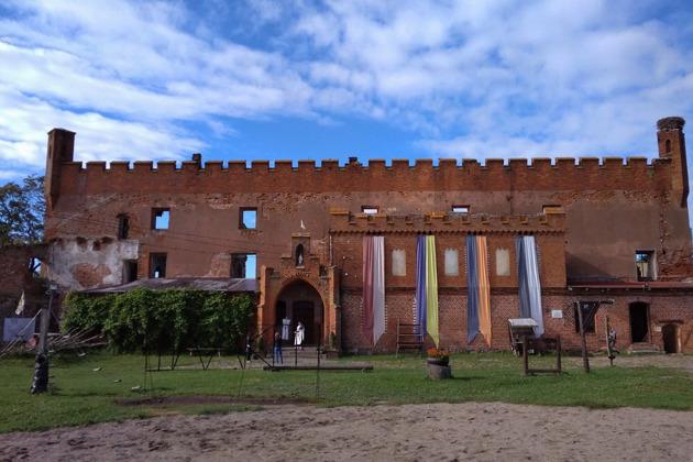 Тевтонские замки Великих магистров Немецкого ордена