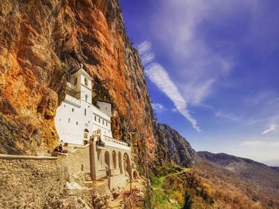 Святыни Черногории