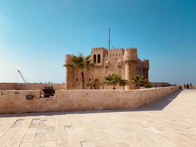 Посещение Александрии из Каира