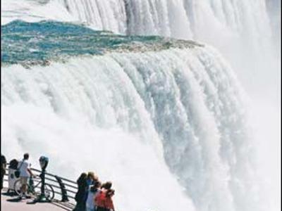 Авиа — тур на Ниагарские водопады