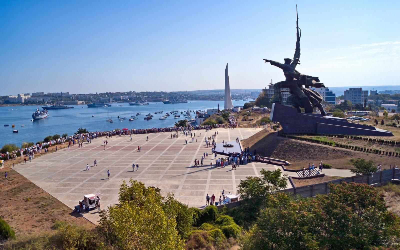 Экскурсии в Крыму - Севастополь