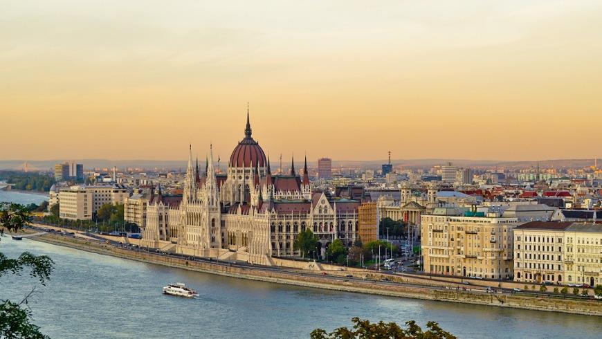 Автобусная экскурсия в Будапешт