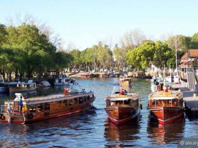 Экскурсия в городок на воде Тигре