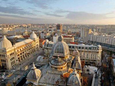 Обзорная экскурсия по Бухаресту