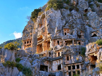 Одухотворяющее путешествие по трем древним городам