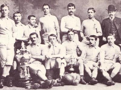 Родина первой футбольной команды России