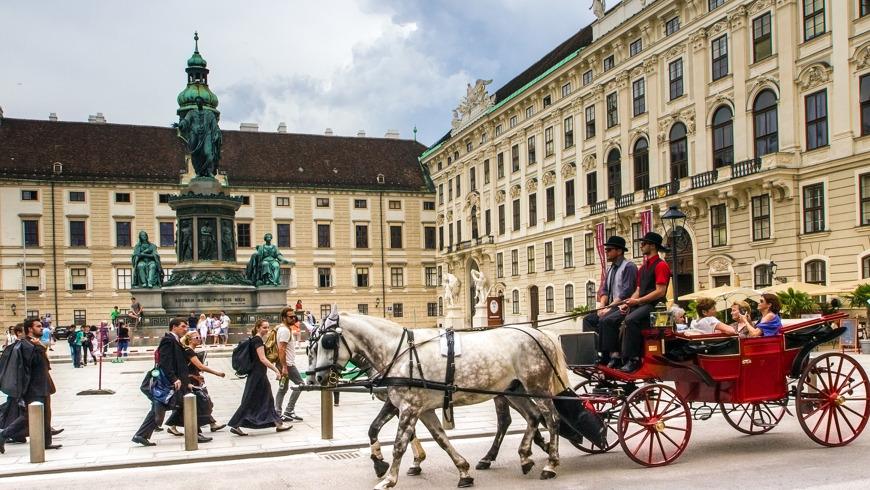 Вена: всё самое главное за 2 часа