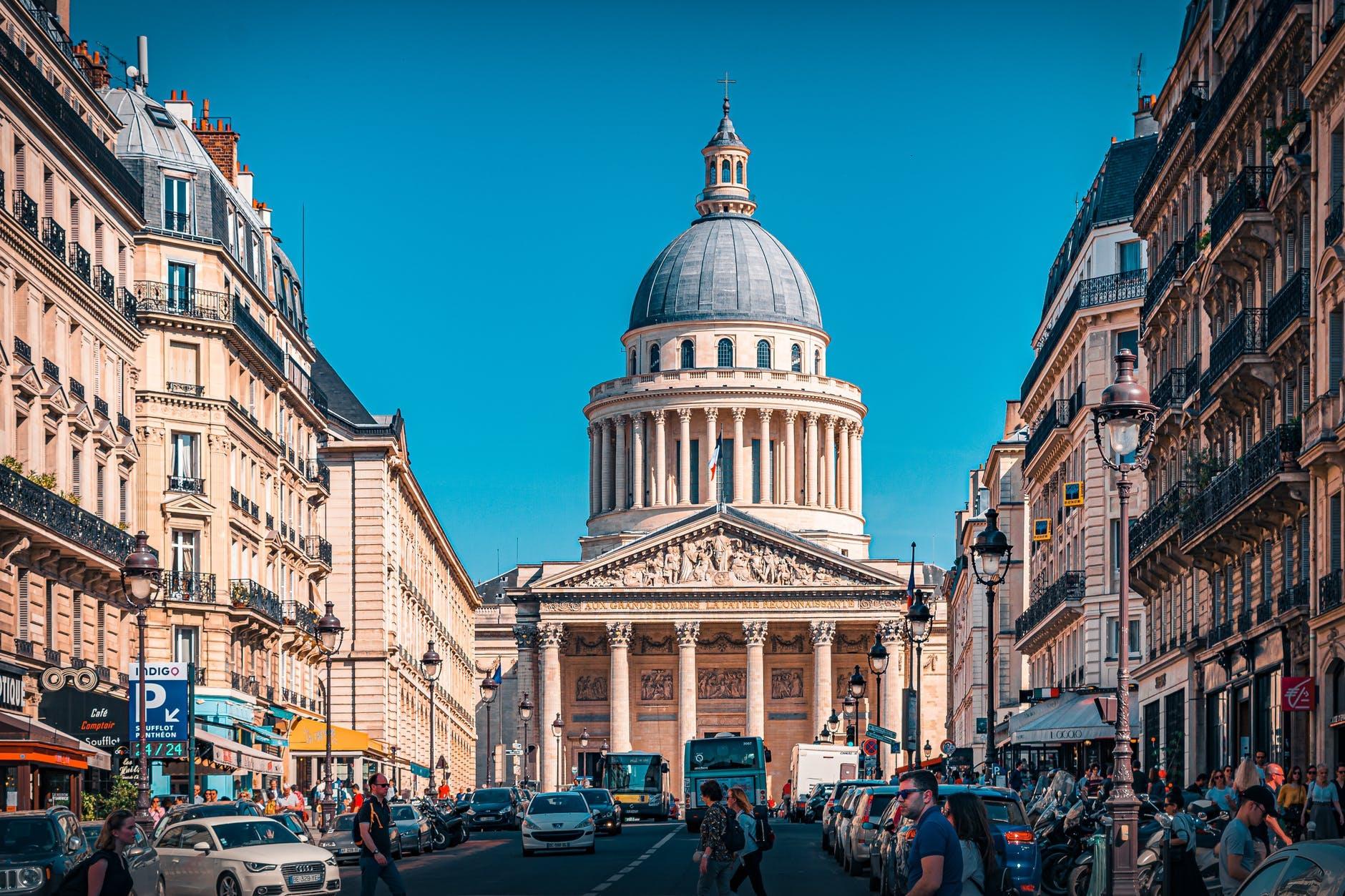 Онлайн-экскурсия «Колорит улиц Парижа: от Сорбонны до Люксембургского сада»