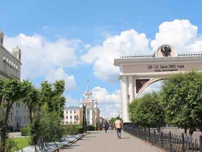 Обзорная экскурсия по Улан-Удэ