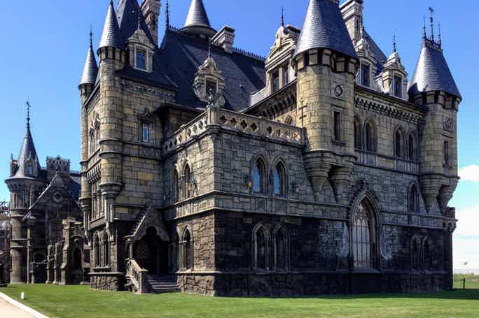 Экскурсия в замок Гарибальди