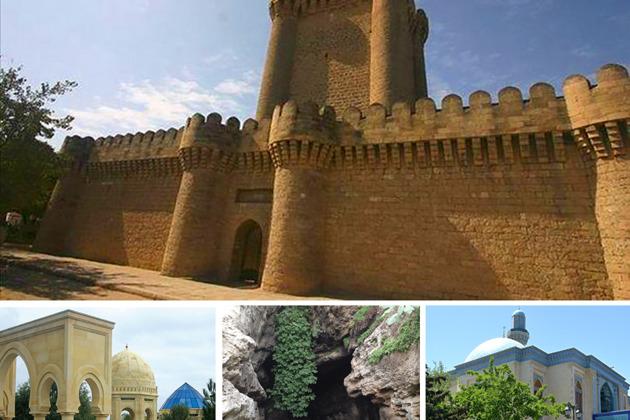 Святилища, крепость, пещера Степана Разина и другие «Нетуристические места»