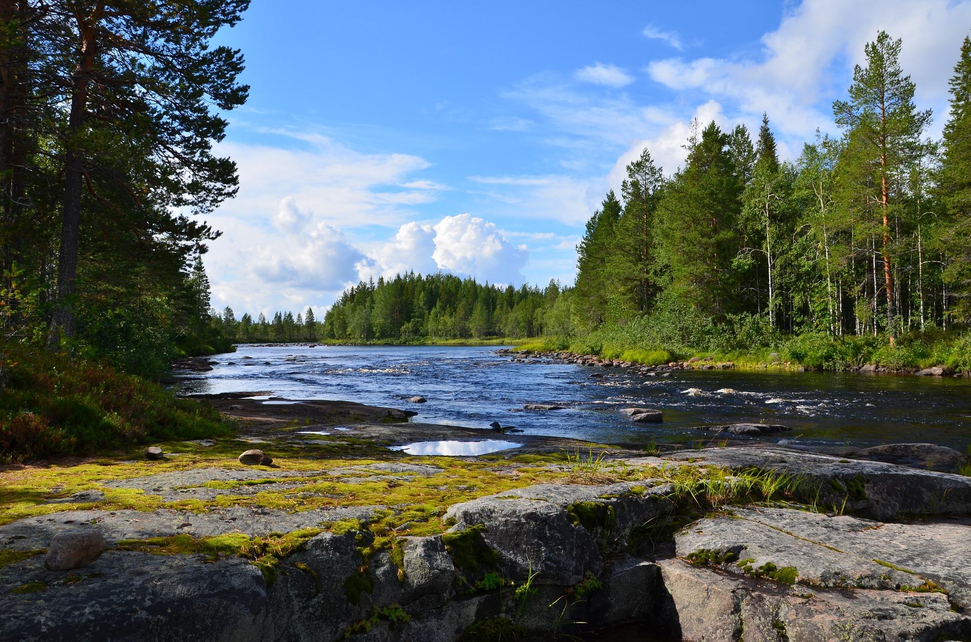 Фото природы в Карелии