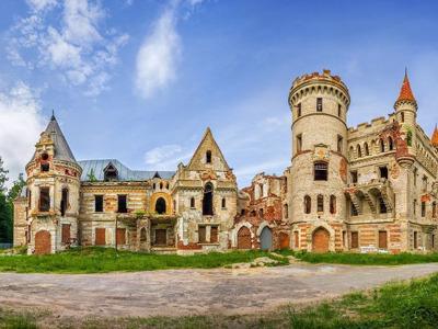 Экскурсия по Владимиру и поездка в Муромцево