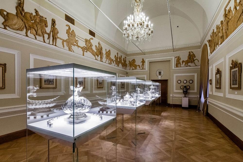 Фотография музея Фаберже