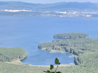 Озеро Тургояк — «Китайская стенка» — хребет Заозёрный