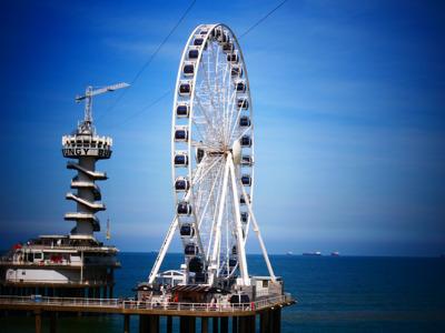 Бесплатная онлайн-экскурсия «Гаага морская»