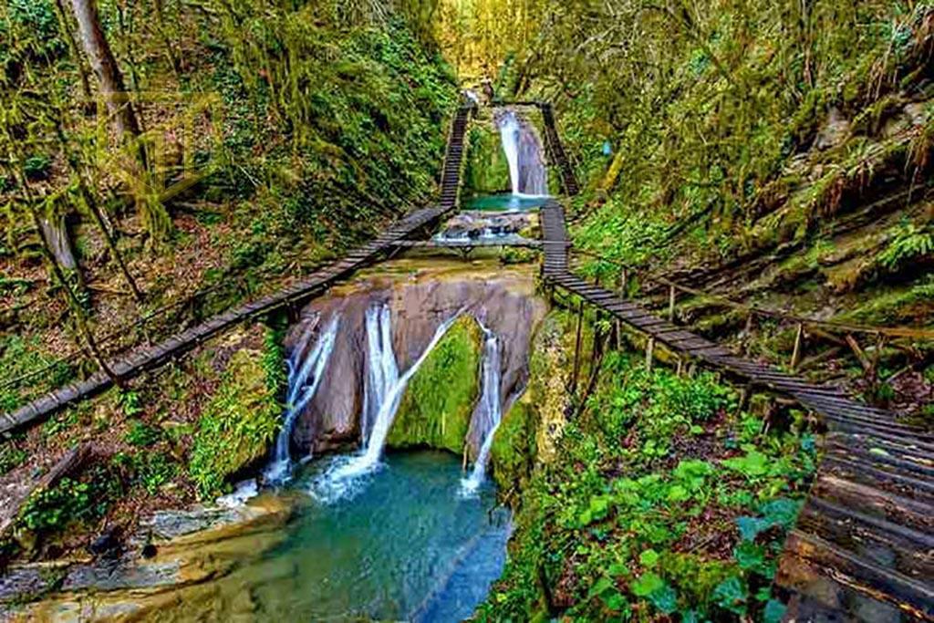 33 водопада: описание, адрес, время работы - достопримечательности ...