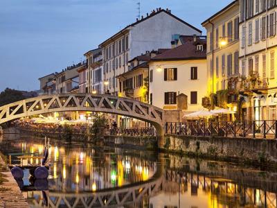 Обзорная экскурсия по вечернему Милану
