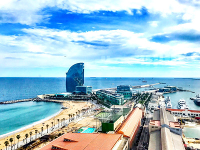 Автобусная обзорная экскурсия «Панорамная Барселона»