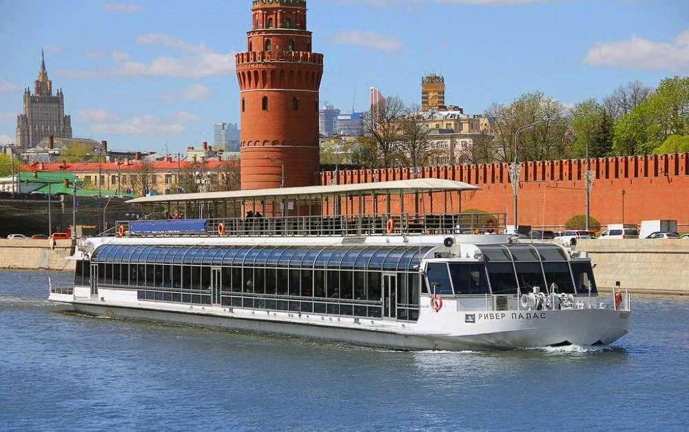 Фотография теплохода River Palace в Москве