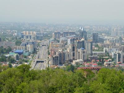Пешая прогулка по достопримечательностям Алматы