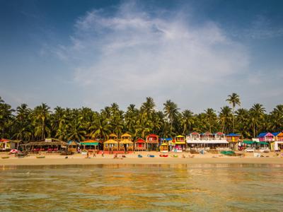 Райские пляжи Южного Гоа