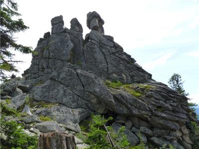 Индивидуальная экскурсия на скалы «Каменный город»