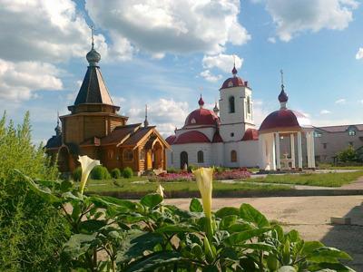Теплоходно-пешеходная экскурсия «Заволжские монастыри»