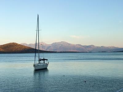 Морская прогулка на яхте «Нирвана»