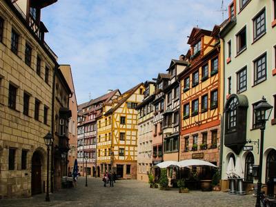 Экскурсия в Нюрнберг и Бамберг из Карловых Вар