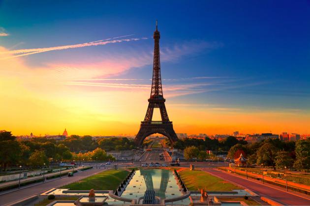 Экскурсия по Парижу на сегвеях (45, 90 и 180 минут)