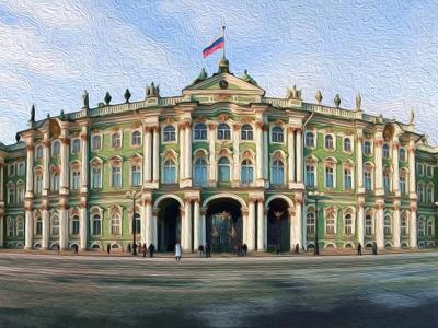 Билет в Эрмитаж — Зимний дворец
