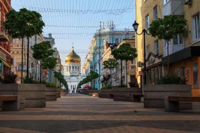 Групповая обзорная экскурсия по Ростову-на-Дону
