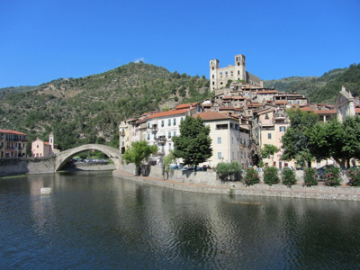 Бордигера и Дольчеаква: любимые места Клода Моне