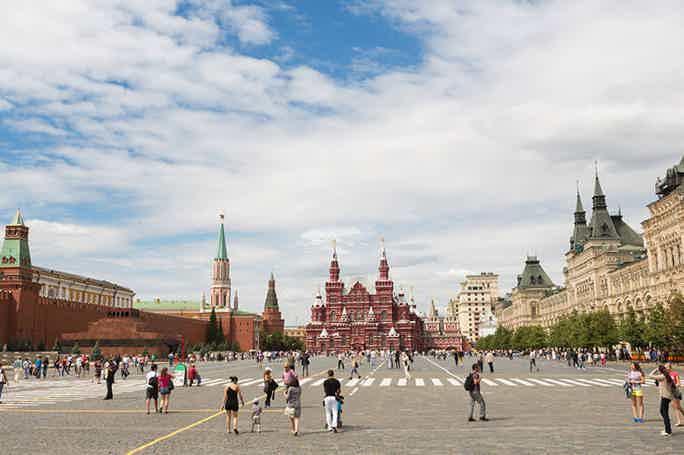 Красная площадь на 36O°: новый взгляд на знакомое место - квест-прогулка
