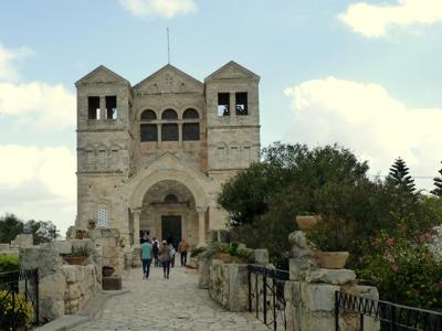 Гора Фавор и Назарет - по следам Иисуса