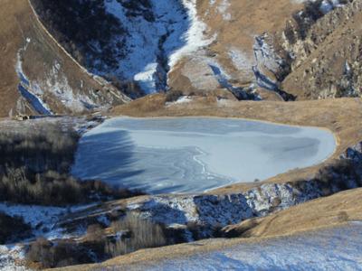 Джип–тур на Галанчожское озеро